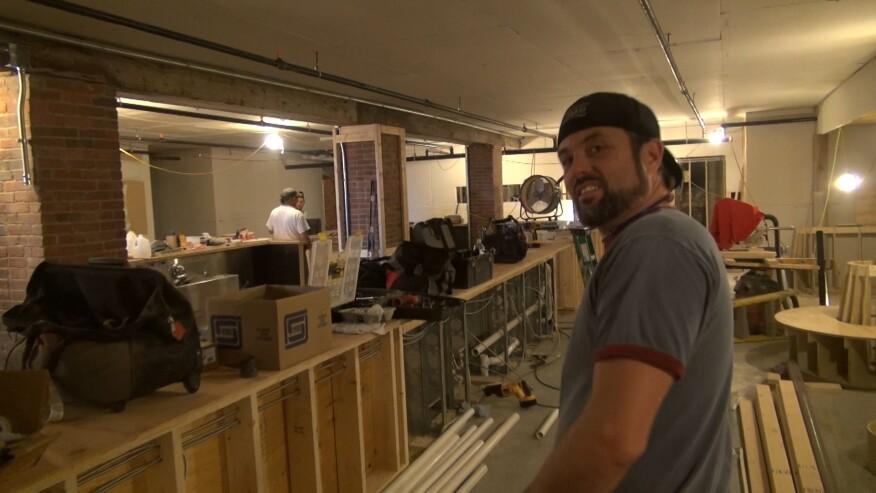 A Basement Bar Fit Up In Portland S Old Port Jlc Online