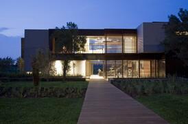House Lam Architect Magazine Nico Van Der Meulen