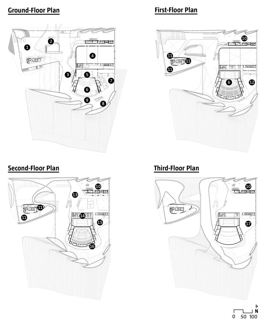 zaha hadid design concepts and theory - Google Search