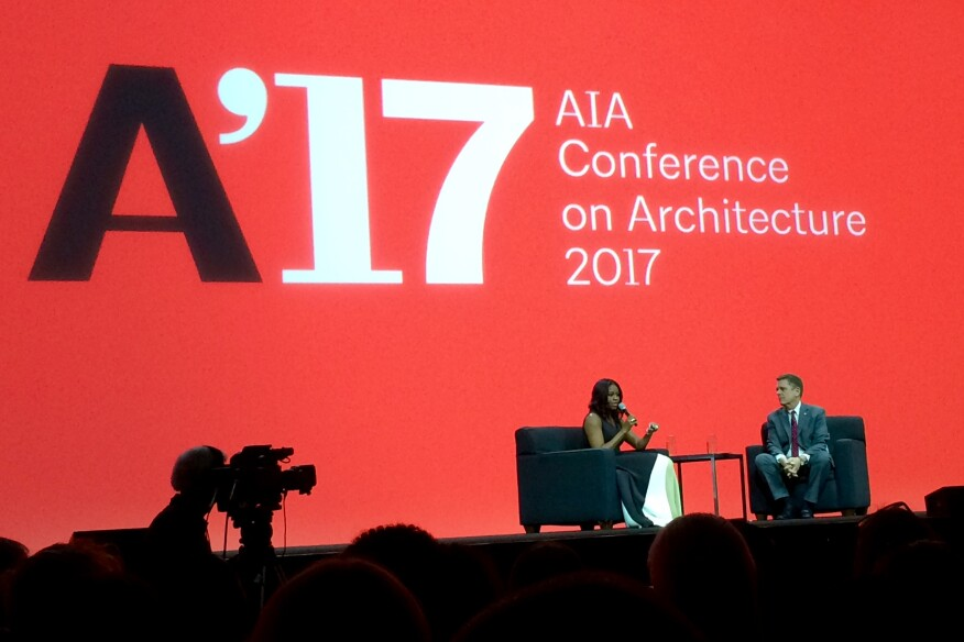 AIA Conference: AIA Gold Medalist Paul Revere Williams and