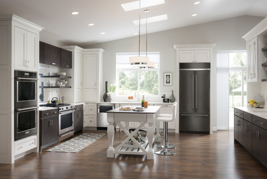 Distinctive New Appliance Choices Add Style to the Kitchen | Builder ...