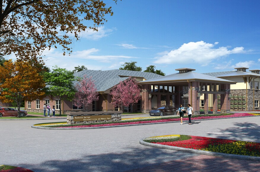 Rochester springs assisted living and memory care for Residential architects rochester ny
