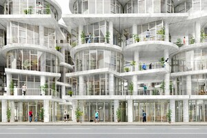 the table top apartments architect magazine kwong von glinow
