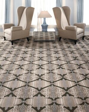 Durkan, the hospitality brand of the Mohawk Group, has introduced TriOmbre, a tufted broadloom carpet collection. The new line uses a proprietary method of ...