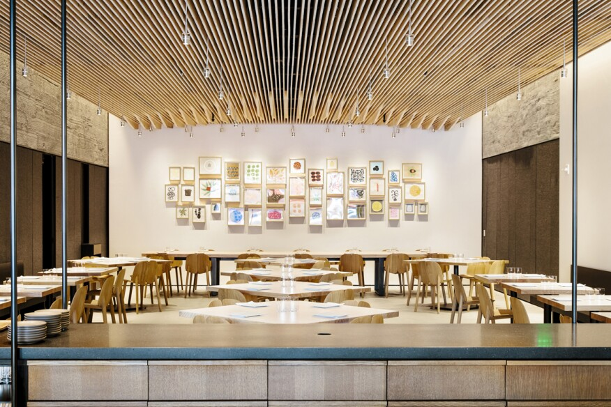 James beard foundation announces restaurant design