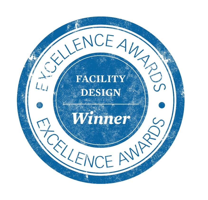 Excellence Award Winner Facility Design Detering Co