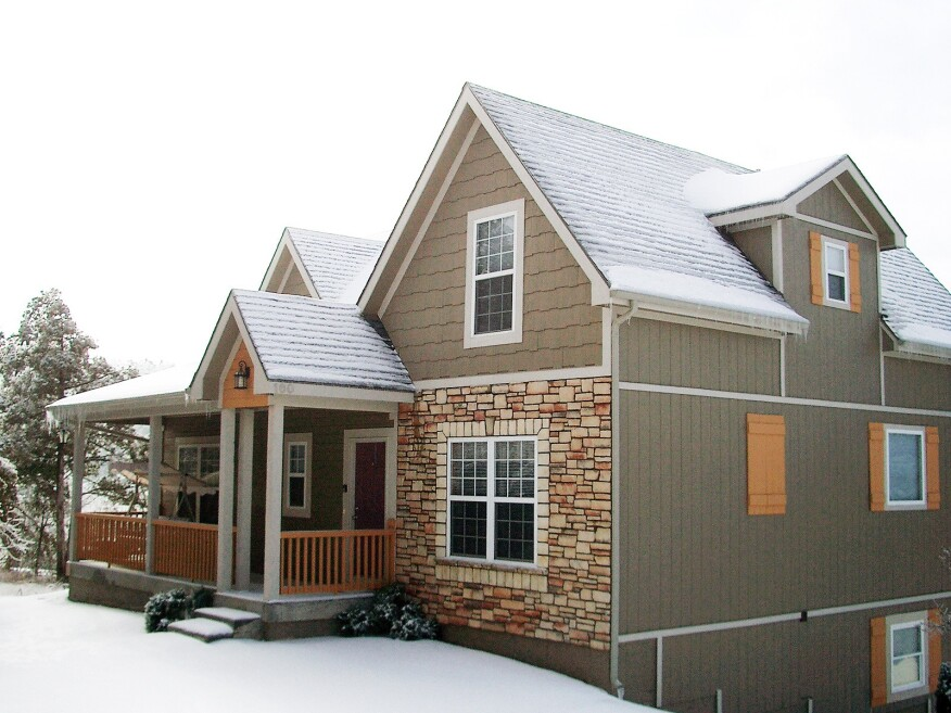 Protecting siding from freeze thaw cycle damage 3 for Lp smartside board and batten