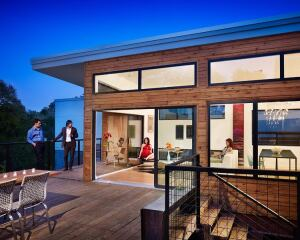 6 prefab houses that could change home building builder for Cost effective building design