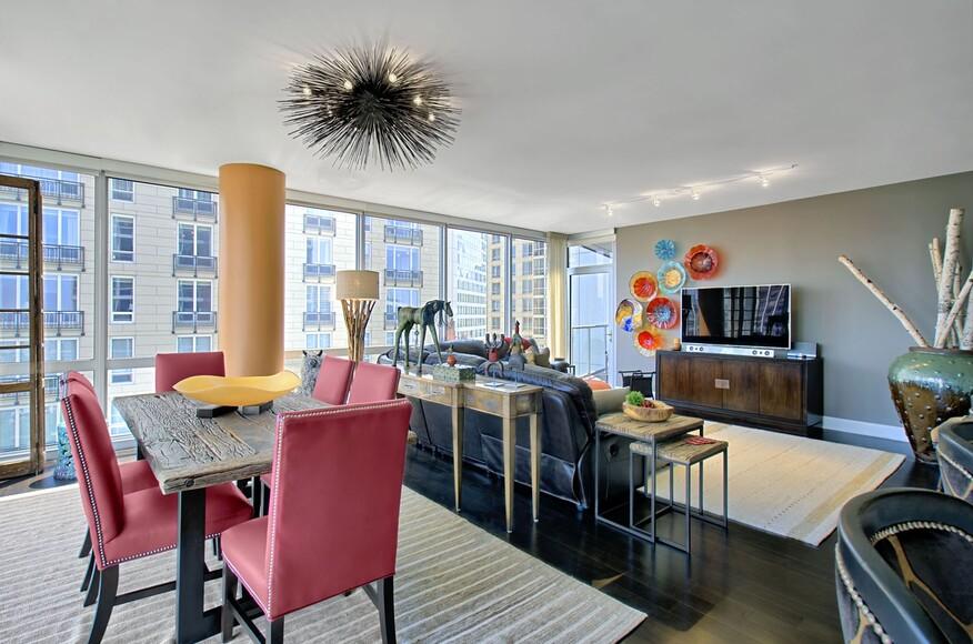 second home design texas rustic meets chicago urban custom home