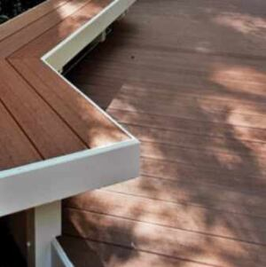 Synthetic Decking Professional Deck Builder Composite Materials Options And Upgrades