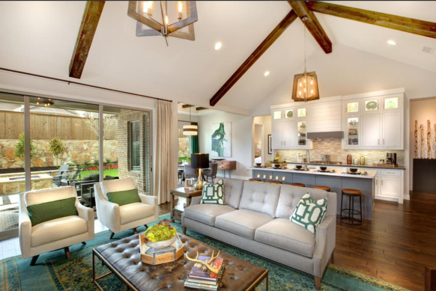 Drees Opens New Homes In Texas Builder Magazine Design