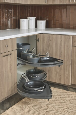Omega Cabinetry Adds 26 Matching Cabinet Interiors and ...