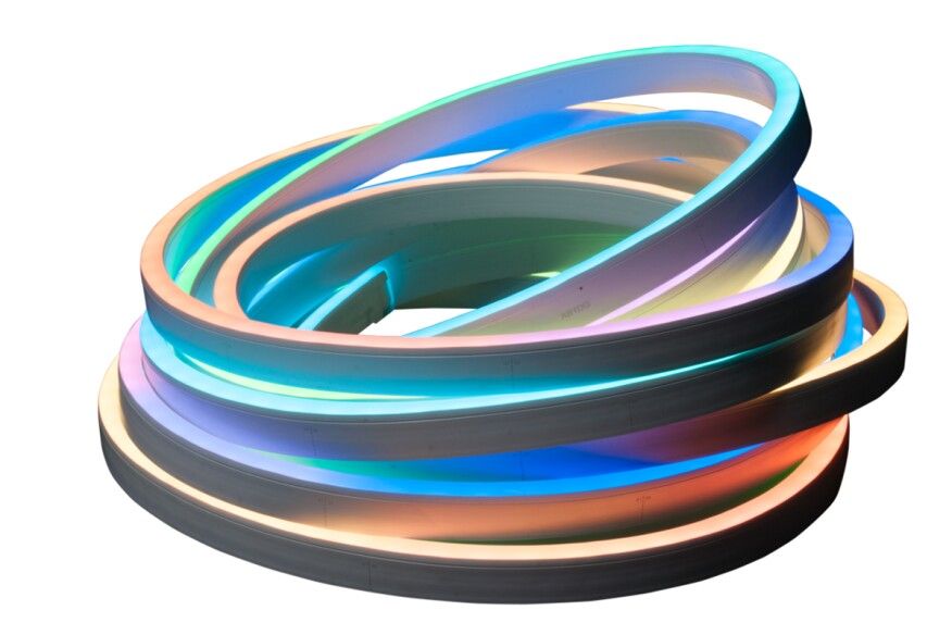 Acclaim Lighting Debuts Flex Pixel Architectural