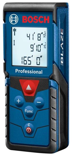 Time Measuring Instruments : Bosch professional laser measure concrete construction