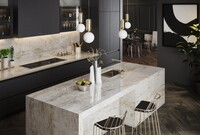 Seven Surfacing Styles for Countertops and Beyond