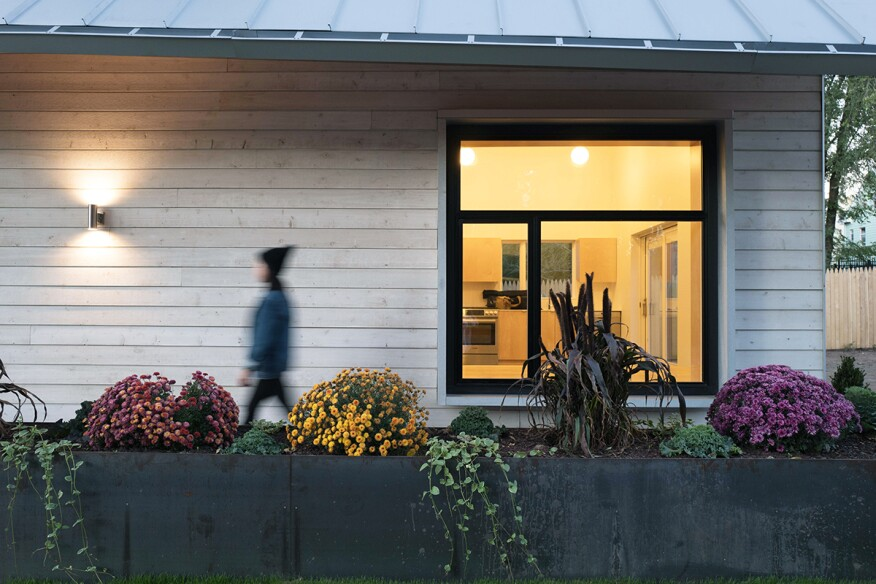 Yale Architecture Students Design Two-Unit House for Formerly ... on local pool, local movies, local storage, local market design, local heroes design, local art,