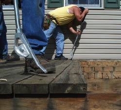 Tips From A Deck Remodeler Professional Deck Builder