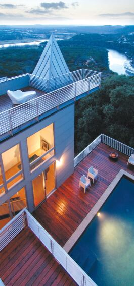 Decks Home Custom Decks Carpentry: Custom Home Magazine