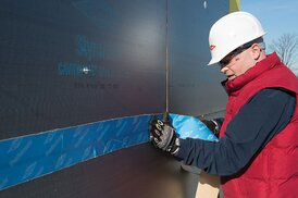 Double 2x4 Walls Prosales Online Insulation Panels