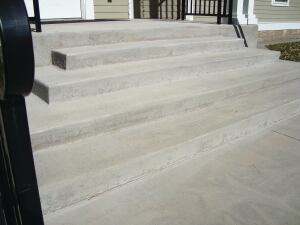 Troubleshooting: Stair Treads and Slopes| Concrete