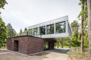 Villa Near Potsdam Architect Magazine