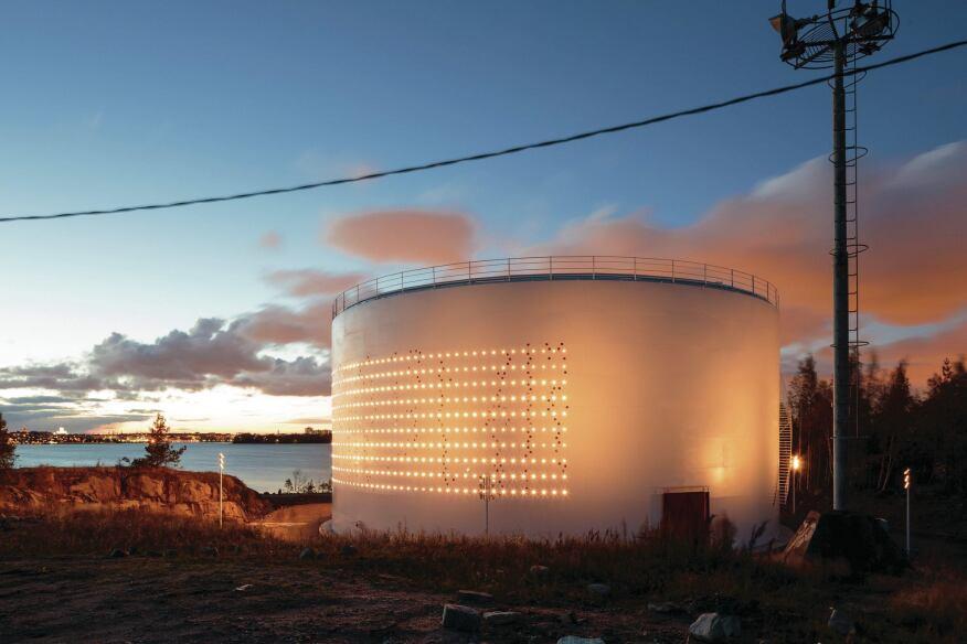 Helsinki hosts luci annual meeting architectural lighting magazine