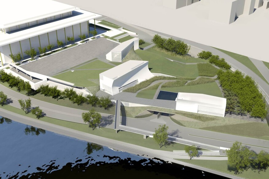 Steven Holl Architects Wins Planning Approval For