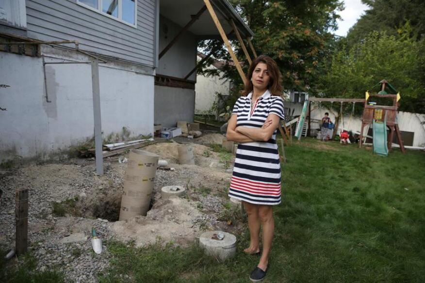 Homeowner's deck nightmare - The Boston Globe | Professional Deck