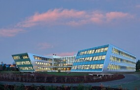 Cedars-Sinai, Playa Vista Physician Office & Urgent Care | Architect
