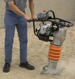 A Gas Ed Rammer Can Compact Both Cohesive And Mixed Soil Rammers Are Designed