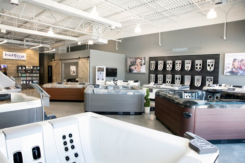Examples Of Experiential Retail Pool Amp Spa News