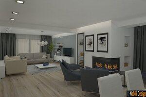 Case Moderne Di Design : Proiecte design interior case vile moderne architect magazine