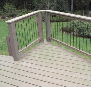 Rod Railings | Professional Deck Builder | Fencing and Railing ...