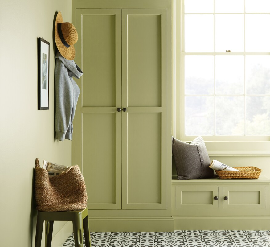 Back To Nature Is Behrs 2020 Color Of The Year Remodeling