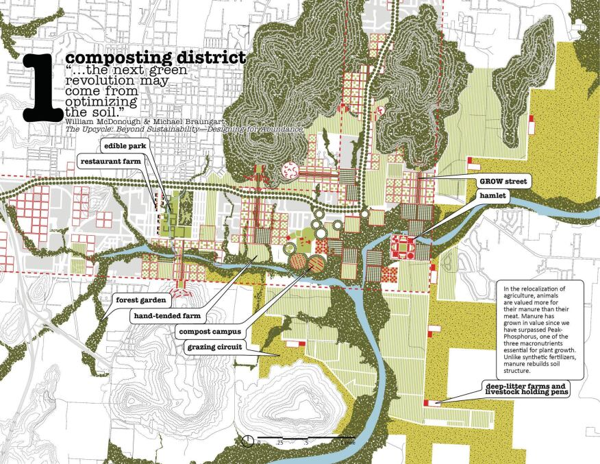 Fayetteville 2030 Food City Scenario Architect Magazine