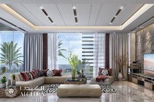 Deluxe Contemporary Villa Interior Design Architect Magazine