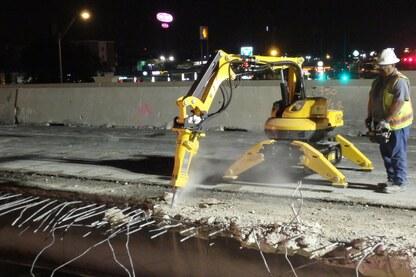 Demolition Machine| Concrete Construction Magazine