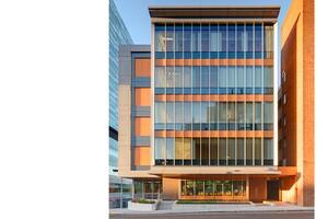 Mass Mental Health Center Architect Magazine The Architectural