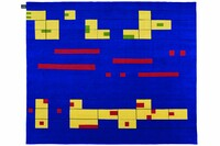 Two Steven Holl–Designed Handmade Rugs Are on Display in New York