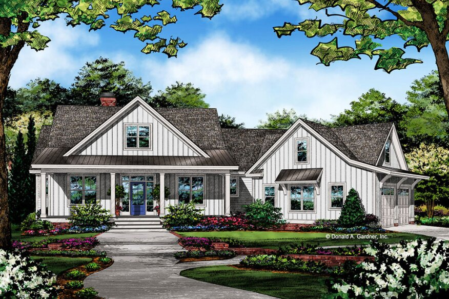 FourPlans: Move-Ups with In-Law Suites from Don Gardner ... on small 3 bedrooms house plans, fallingwater house plans, gate house floor plans, dan sater house plans, by stephen fuller house plans, small country house plans, new small house plans, award-winning small house plans, one story house plans, united states house plans, architect house plans, southern living house plans, frank betz house plans, split foyer house plans, best small house plans, garrell associates house plans,