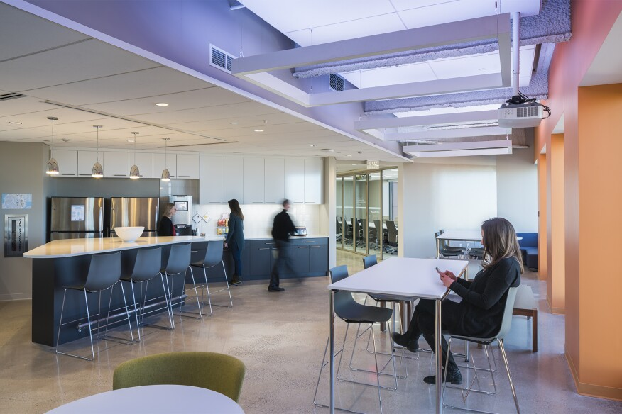 new office designs. Simple New Arupu0027s Boston Office Is The First Project To Receive WELL Certification In  New England On Office Designs T