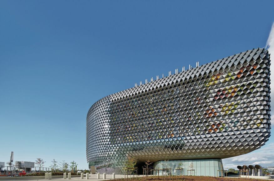 South Australian Health And Medical Research Institute