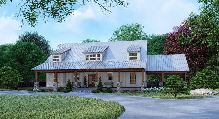 FourPlans: Best House Plans for Summer | Builder Magazine