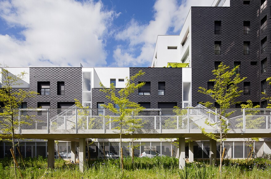 Social Housing | Architect Magazine | Atelier Du Pont, Ivry-Sur