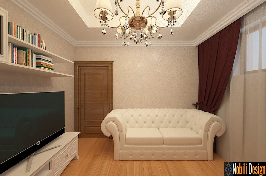 Interior design ideas for classic houses - Interior architecture ...