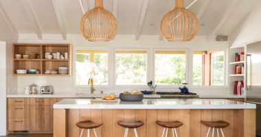 Six Trendsetting Kitchens and Baths For 2019