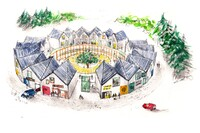 Affordable Housing Scheme Wins First Prize at the RIBA Gasholder Bases National Competition
