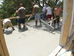 Concrete Decks For Coastal Homes