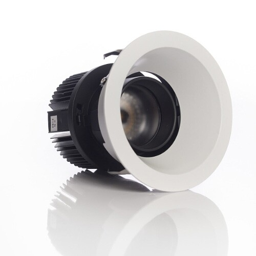 journee lighting. EcoSense\u0027s Eria LED Downlight Journee Lighting B