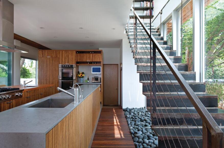 appleton living kitchen venice calif architect magazine